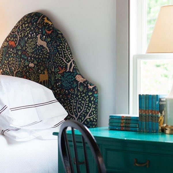 Whaler's Cottage Bedroom detail